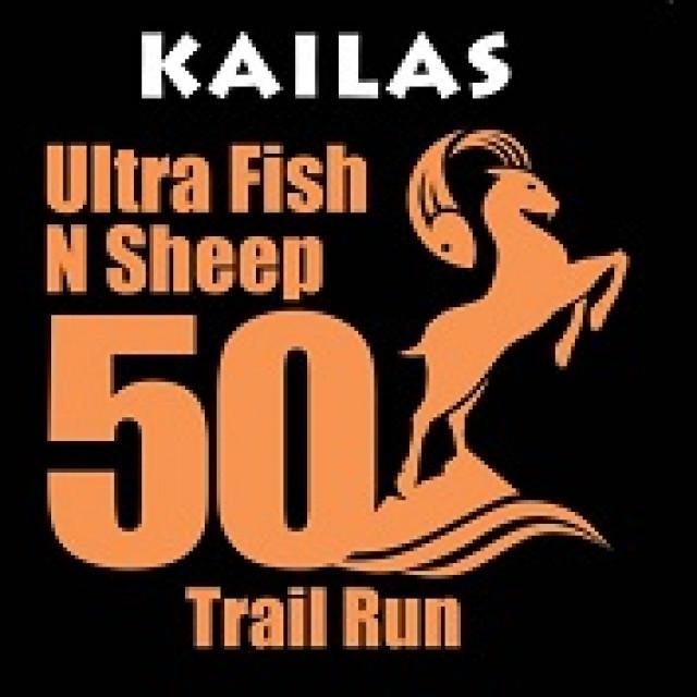 KAILAS Ultra Fish N Sheep 50 Trail Run